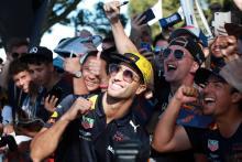 Hari-hari bahagia hadir lagi di F1