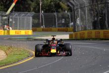 Ricciardo not disappointed to lose FP2 qualifying sim