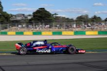 Honda confirms power unit changes for both Toro Rosso cars