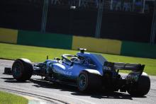 F1 Australian GP - Qualifying results