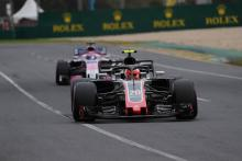 Magnussen lauds 'smallest team' Haas as fourth quickest car