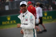 Hamilton wanted to 'wipe smile' off Vettel's face