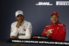 Hamilton: Respect for Vettel higher since Baku 2017 clash