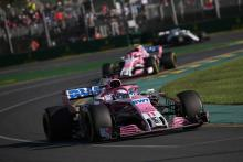 Perez: Force India not far off points