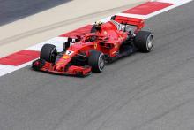 Raikkonen heads final Bahrain F1 practice