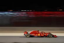 Vettel: Ferrari has made progress in Bahrain