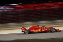 Raikkonen fastest in Bahrain FP2 before late stoppage