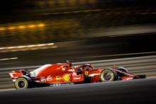 Bahrain Grand Prix - Qualifying results