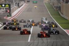 F1 Bahrain GP - Driver Ratings