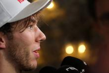 Gasly hit by Alonso joke backlash after defending Honda