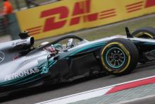 Hamilton upbeat after productive China Friday F1 practice