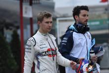Tough moment unites Williams – Sirotkin