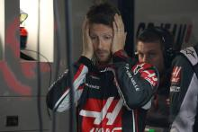 Grosjean's lack of points in 2018 'not a problem' for Haas