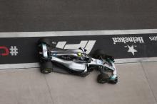 Azerbaijan Grand Prix - Free practice 1 results