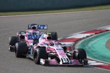Force India targeting redemptive points return in Baku