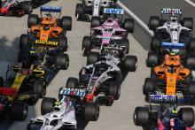 "Brawn fears ""highly unlikely"" F1 midfield teams will reach podium"