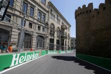 F1 Paddock Notebook - Azerbaijan GP Thursday