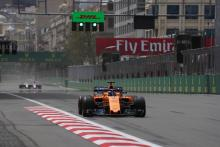 Alonso: McLaren tests straight-line speed, will not compromise