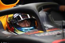 Ricciardo leads Monaco FP1 with new track record