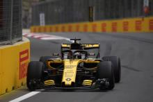 Renault: Hulkenberg will be forgiven for rare mistake