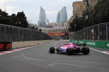 Force India back where it 'deserves to be' in Baku qualifying - Ocon
