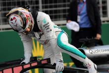 "Hamilton ignores Ecclestone ""fed up"" comments"
