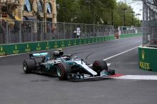 Bottas: I didn't see any debris…