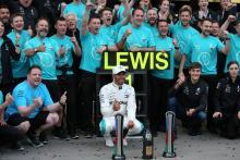 F1 Race Analysis: How Hamilton grabbed a priceless Baku win