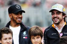 Alonso: Hamilton one of F1's five greatest champions