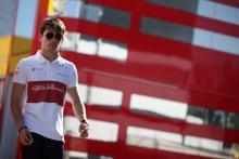 Charles Leclerc interview: I'll never get bored of Ferrari questions!