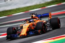 Norris: New McLaren F1 car faster, but less forgiving