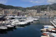 F1 Monaco GP - Free Practice 1 Results