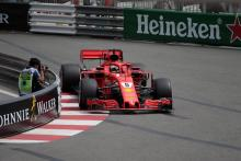 Vettel not concerned by Red Bull's F1 practice pace