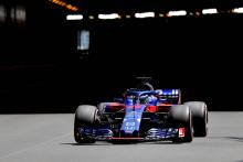 Hartley 'pissed off' by Monaco GP Q1 exit
