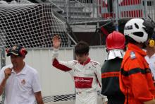 F1 stewards take no action over Leclerc, Hartley crash