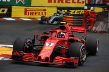 "Raikkonen 'knew where he would finish' in ""boring"" Monaco GP"