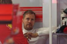 Vettel missing rhythm as Ferrari pace gathers