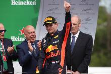 Rosberg: Max showed Hamilton-esque attitude