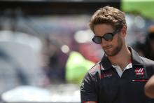 Grosjean happy to bounce back after 'sh*t' comments