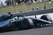 Hamilton takes 75th F1 pole in French GP qualifying