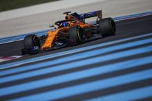 Alonso: McLaren just slow in qualifying