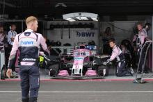 Mercedes monitoring engine update after Bottas, Perez issues