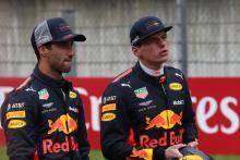 Ricciardo stays tight-lipped on F1 future