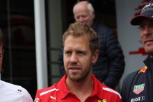 Vettel 'not worried' about mistakes hurting F1 title tilt