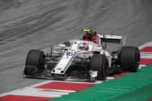 Leclerc 'not convinced' Sauber consistent points scorers yet