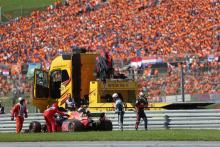Ricciardo: No point being upset about 'birthday sob story'