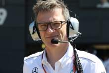 What Allison's 'evolutionary' F1 role swap means for Mercedes