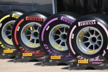 Multiple suppliers in contention for F1 tyre contract