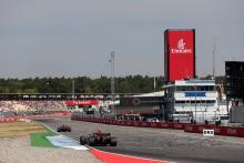 F1 German GP - Free Practice 2 Results