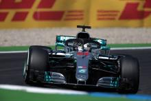 Hamilton taking 'aggressive but balanced' approach into German GP